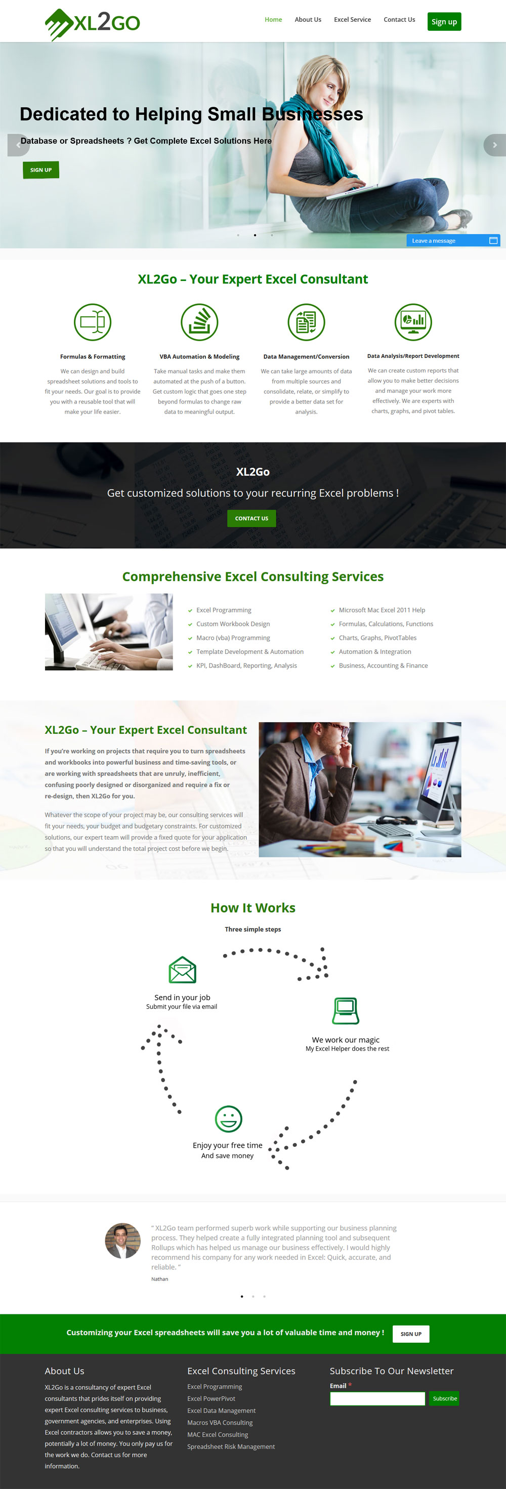 Website Design Company Niagara