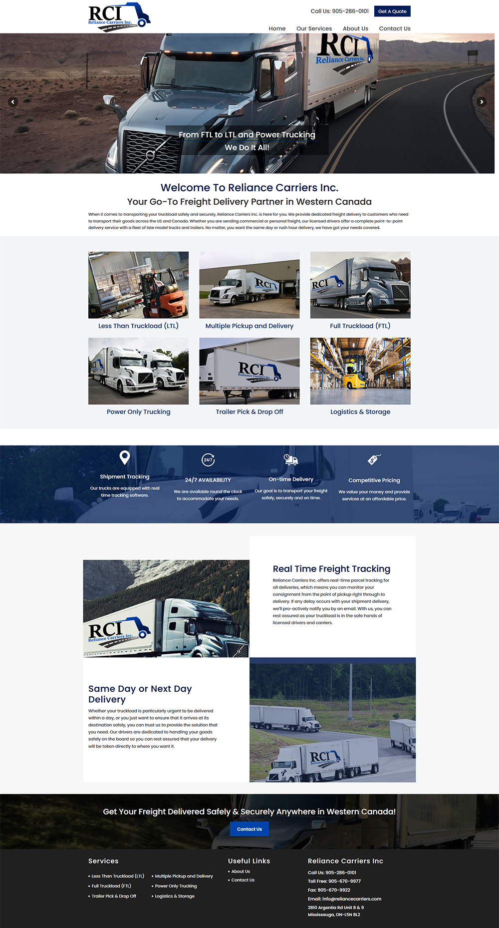 Web Design Company St. Catharines